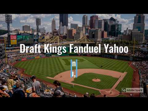 MLB Early Picks Draftkings Fanduel Yahoo March 4 2019