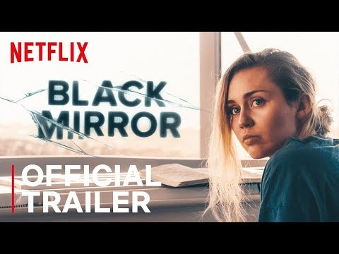 Chris Davis - Miley Cyrus in NEW 'Black Mirror' Season 5 Trailer