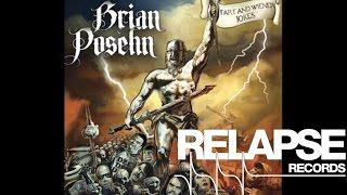 "BRIAN POSEHN – ""More Metal Than You"""