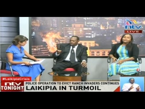 Laikipia ranch invasions; why haven't leaders acted to stem the issue - Interview