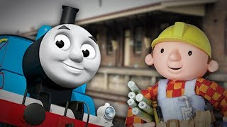 Download Bob the Builder vs. Thomas the Tank Engine - VERY VERY SERIOUS RAP BATTLE MP3 song and Music Video