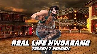 Real Life Hwoarang - Full Tekken 7 Version [Eric Jacobus]