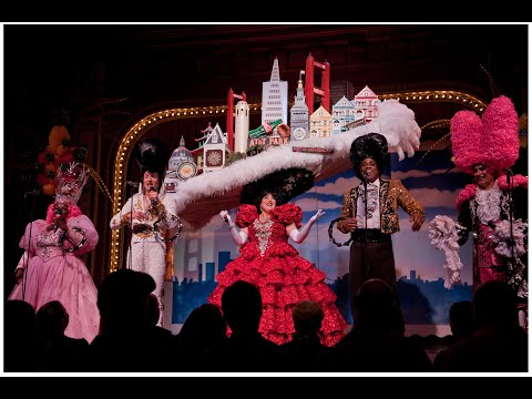 After 45 Years, Beach Blanket Babylon Is Closing Dec. 31
