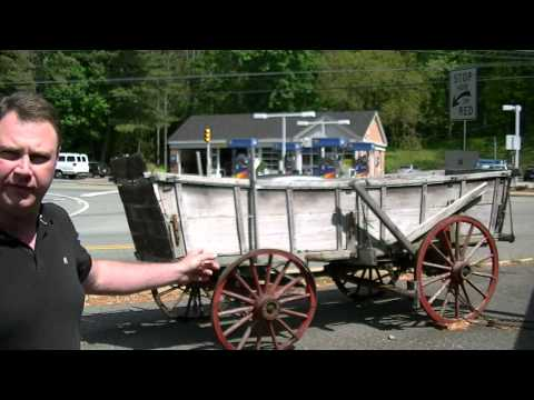 Conestoga Wagon History