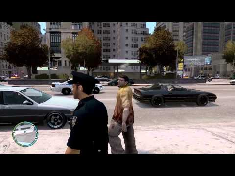 【GTA4 LCPDFR】The Police ~NYPD新米警官奮闘記~【Case#17】