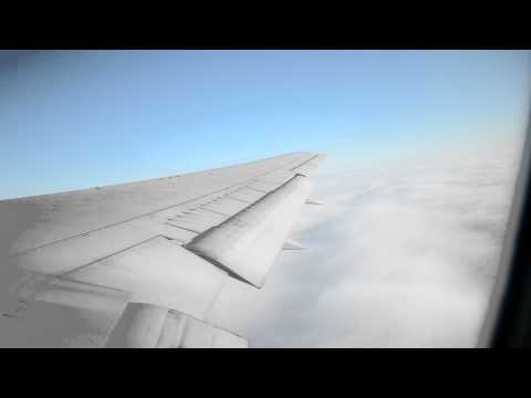 AeroSvit boeing 767-300ER, Take off from Kiev to JFK