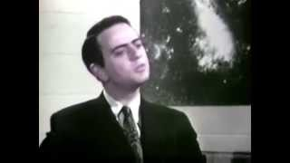 Carl Sagan explains why aliens are not visiting us all the time