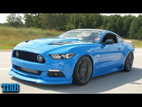 The 1400HP Supercharged Car Couple! Nemesis Mustang GT Review