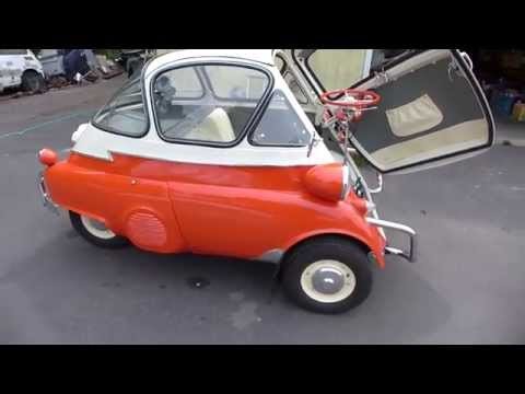 Fabulous Bubble Window Z Molding Isetta Road Test Drive