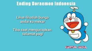 Ending Lagu Doraemon Bahasa Indonesia - Kartun Jadul