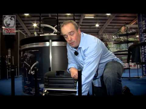 Des Shipp introduces the new seat box from Preston Innovations... 'The Absolute Station'