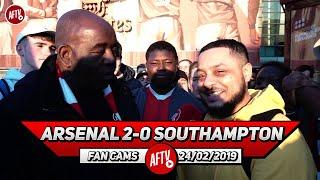 Arsenal 2-0 Southampton   Xhaka Was The Best In Midfield He Bossed It!! (Troopz)