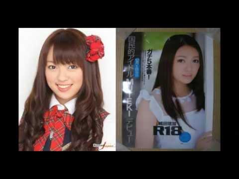 AKB48グループ出身のAV女優まとめ♪