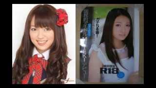 アイドルグループAKB48、SKE48などのAKB48派生アイドルグループに在籍後...