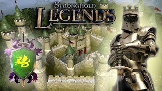 Stronghold Legends Steam Edition Gameplay [PC]