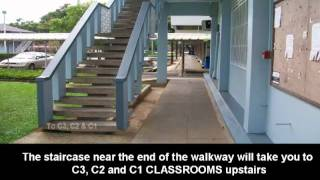Pedestrian Directions To Chem Gen Office From North Gate Uwi St Augustine.mp4