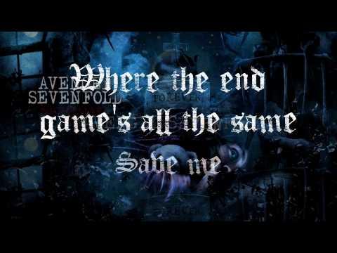 Avenged Sevenfold - Save Me Lyric Video