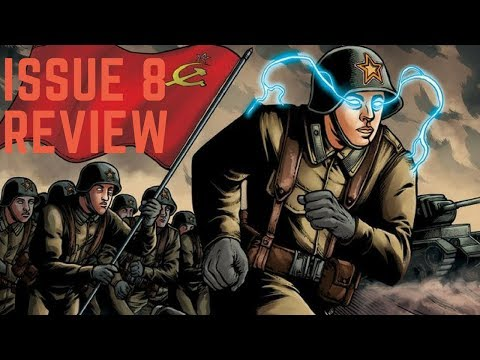 In Soviet Russia Battleship Makes You: Uber Invasion Issue 8 Review