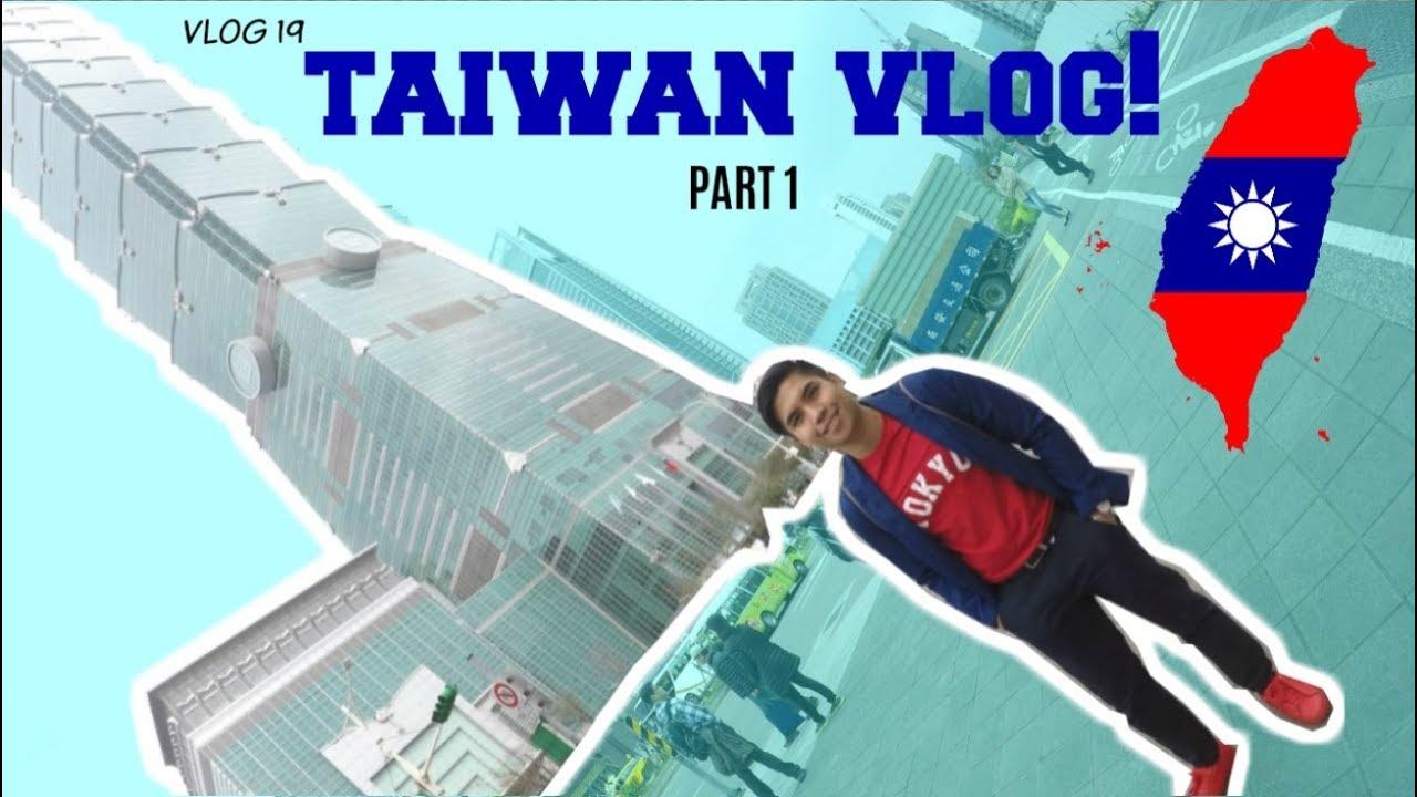 VLOG 19: TAWAIN DAY 1 AND 2 + ANG GANDA NG AIRBNB SA TAIWAN | RUPERT PARAS VLOGS