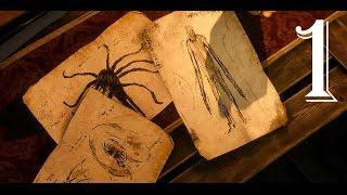 Ведьмак 3: Кровь и вино | #1 Ищем слендера?!