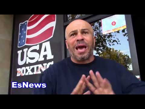 trainer explains what steroids do to boxers and fighters EsNews Boxing