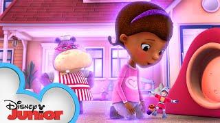 A World Without Doc 😢  Doc McStuffins   Disney Junior