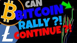 🌟BITCOIN and LITECOIN RALLY CONTINUE!?🌟,bitcoin and litecoin price prediction,ltc btc news,trading