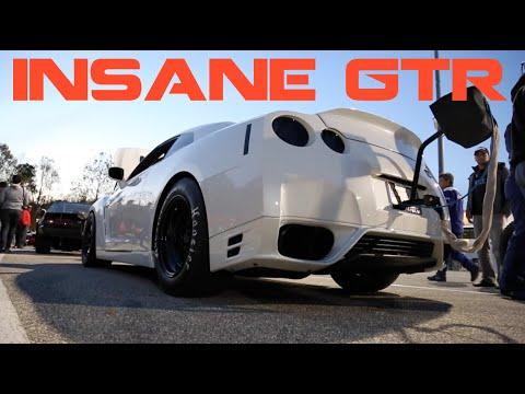 INSANE GTR vs Jeff Bush 1G Talon - English Racing