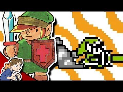 Pegasus Boots │ Zelda: Legend of Link #3 │ ProJared Plays!