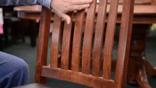 Barn Furniture - Mission Side Chair