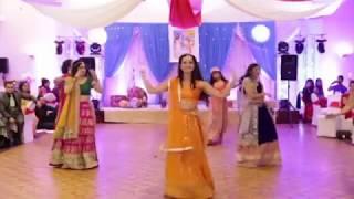 Chittiyaan Kalaiyaan Sangeet Dance