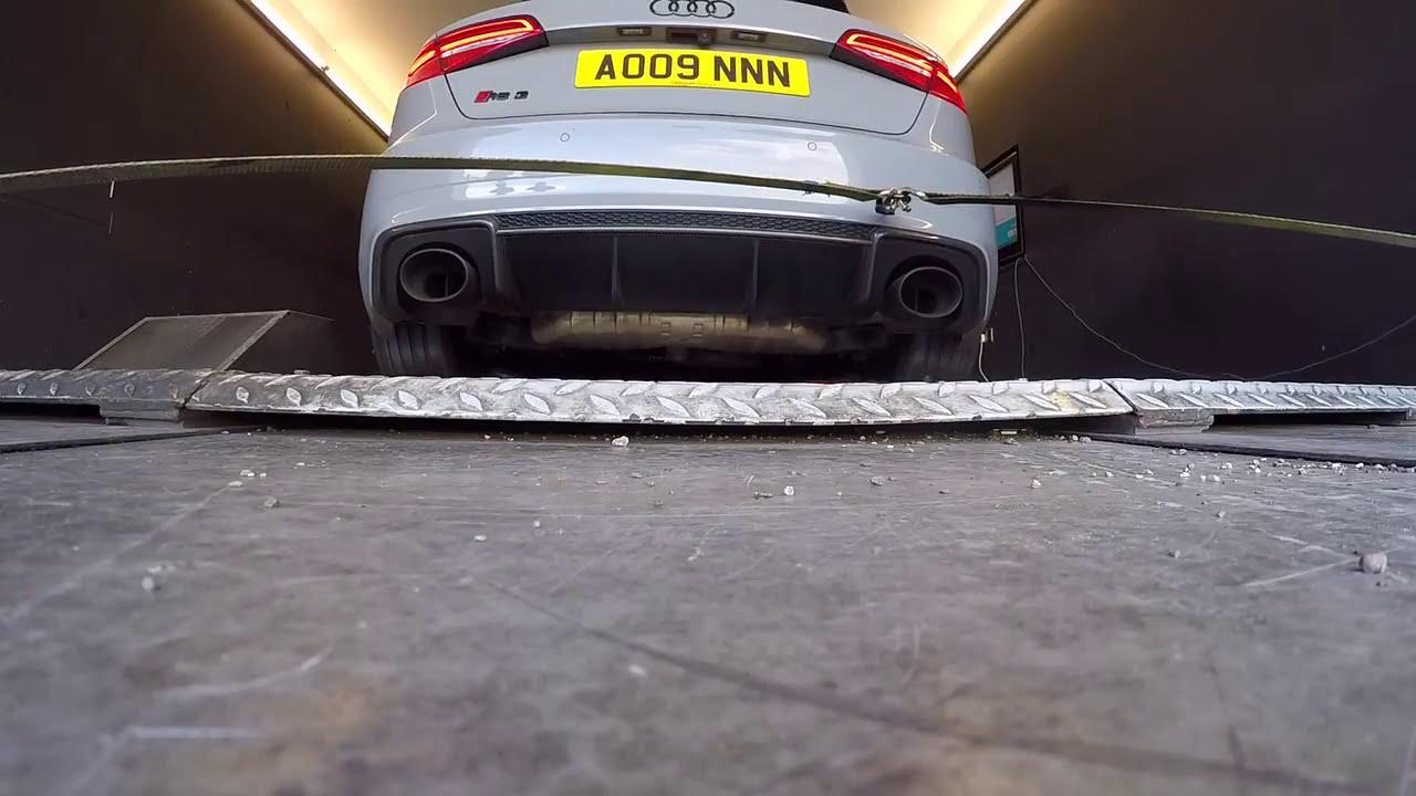 Mrc Tuned 680ps Rs3 At Vag Tuner Live Donington Park 16/07/17  Rs3 Tube  02:47 HD