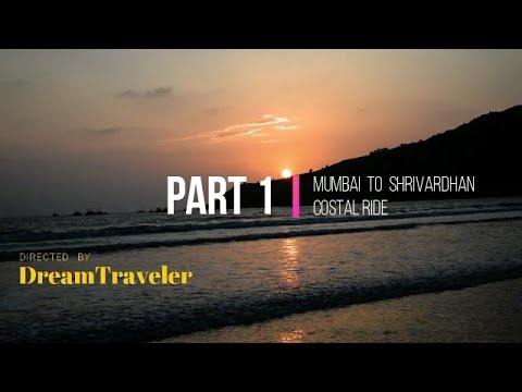 Mumbai To Shrivardhan Coastal Ride PART 1 (Beauty of Konkan)
