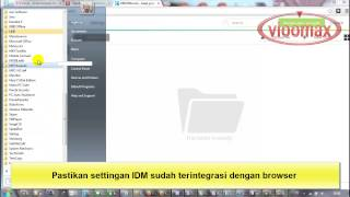Download File OBOOM.COM Menggunakan IDM