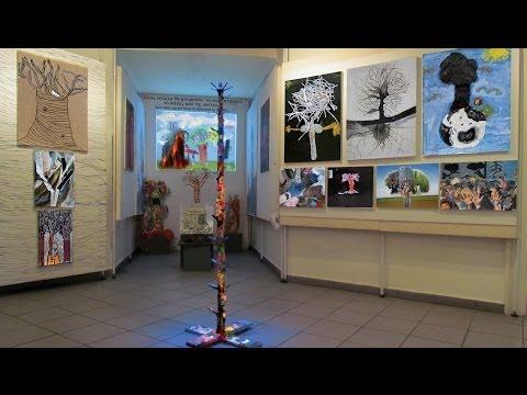 "Museum of Greek Children's Art ""If trees could speak"""