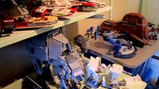 My lego room tour / my lego collection