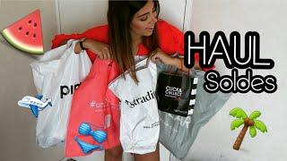 BIG Haul Soldes Eté 2017 + TRY ON ♡