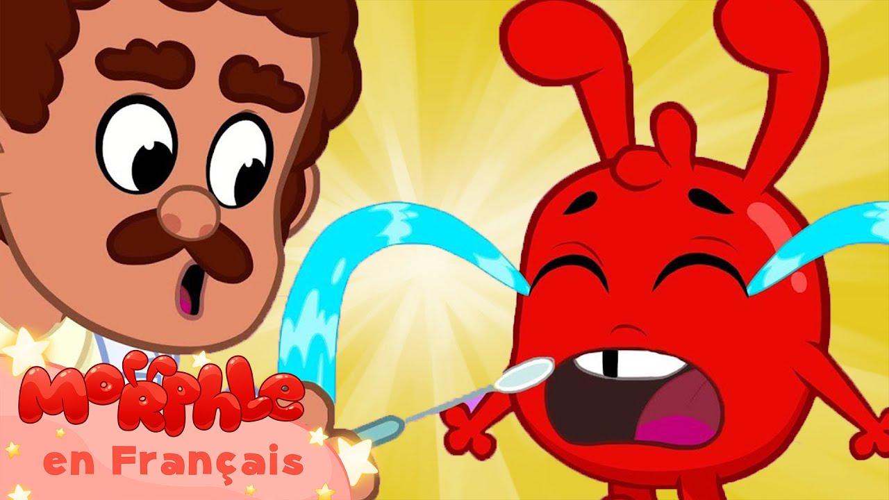 Morphle en Français | Morphle va chez le dentiste | Dessins Animés Pour Enfants