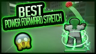 BEST POWER FORWARD STRETCH | ROBLOX RB World 2