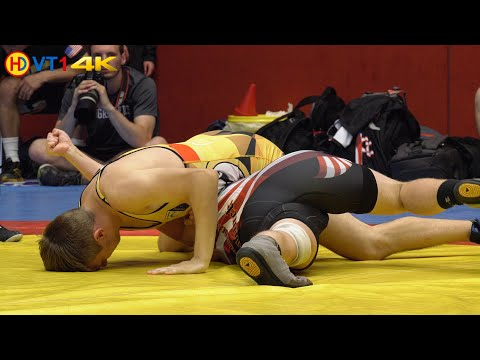 🤼 | WRESTLING | Friendship Fight (Freestyle) - 145 lbs | FÜRSTENAU, B. (GER) vs. KLIMEK, T. (USA)