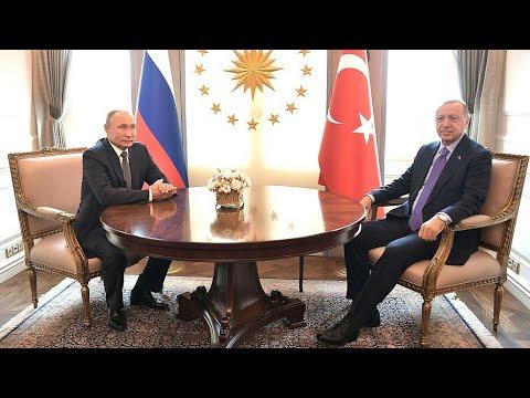Путин призвал руководство Саудовской Аравии вспомнить строки Корана и закупать оружие в РФ
