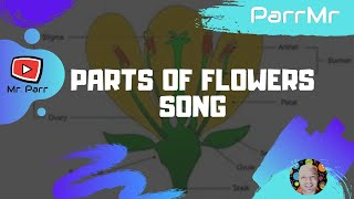 Parts of Flowers Song