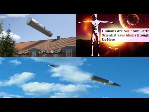UKNOWN Cigar Shaped Objects Filmed WORLDWIDE! UFOs & Evidence Humans Are NOT From Earth! 2/12/2018