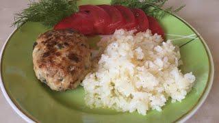 Котлетки с грибами/ Рецепт от Mrs Coconut / Ужин от хороших людей