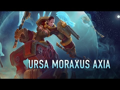 видео: ursa corps moraxus, axia - Спотлайт