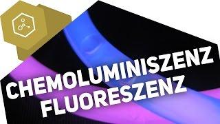 Chemolumineszenz und Fluoreszenz - Die Erklärung