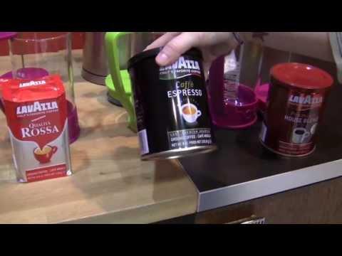 Tasting: Lavazza Pre-Ground Coffee - Redux!