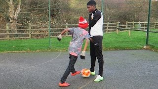 FOOTBALL KIDS BULLY SV2 AT FOOTBALL CHALLENGE
