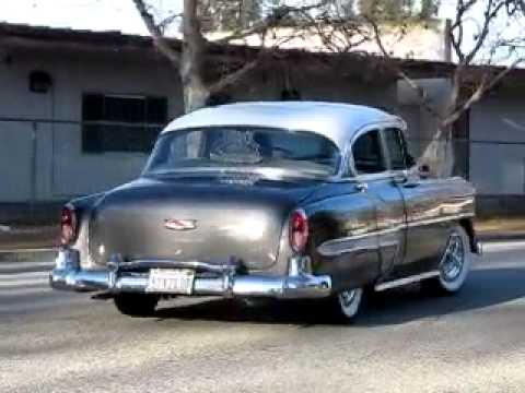 1954 Chevy BelAir   YouTube 1954 Chevy BelAir
