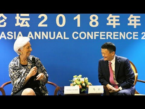 Jack Ma: Innovation important for continued prosperity